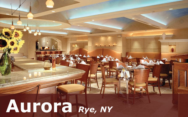 Aurora - Great spot - try it on Tuesdays 50% off wine!