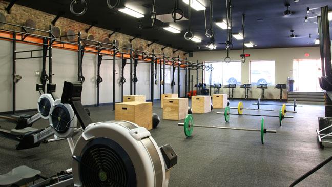 brick gym