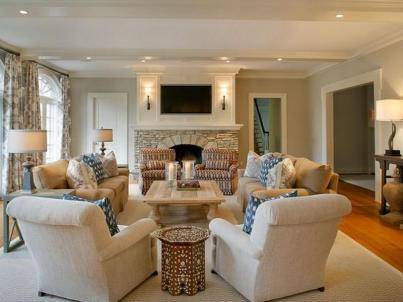 traditional-arranging-of-elegant-living-room-furniture