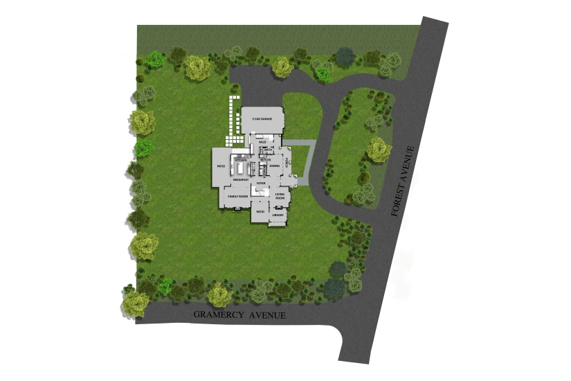 5417-Revisions to 5269 - Site Plan-11-07-2015